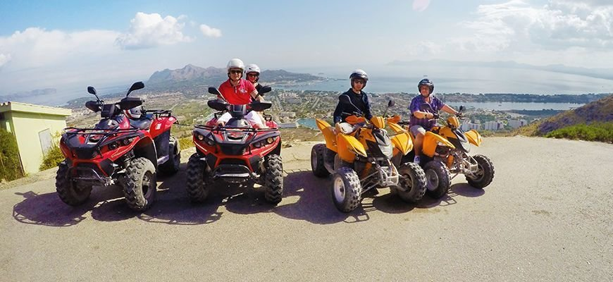 Abenteuer auf Mallorca