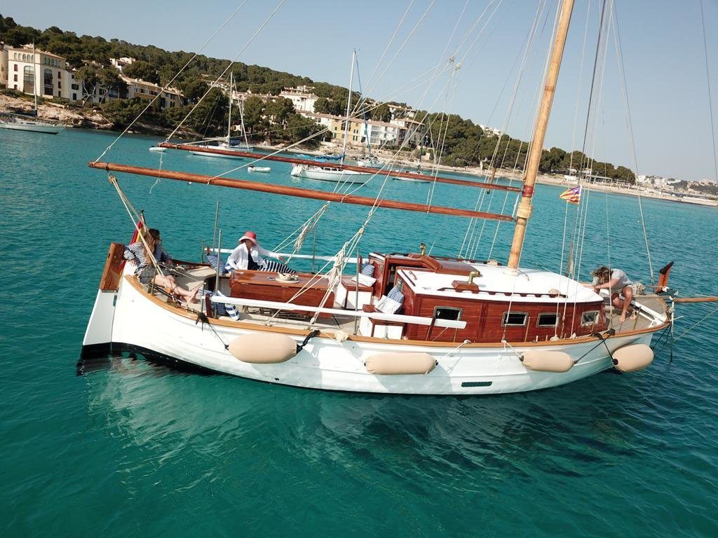 tour en barco en Palma Mallorca