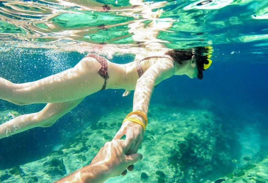 tickets para actividades de snorkel