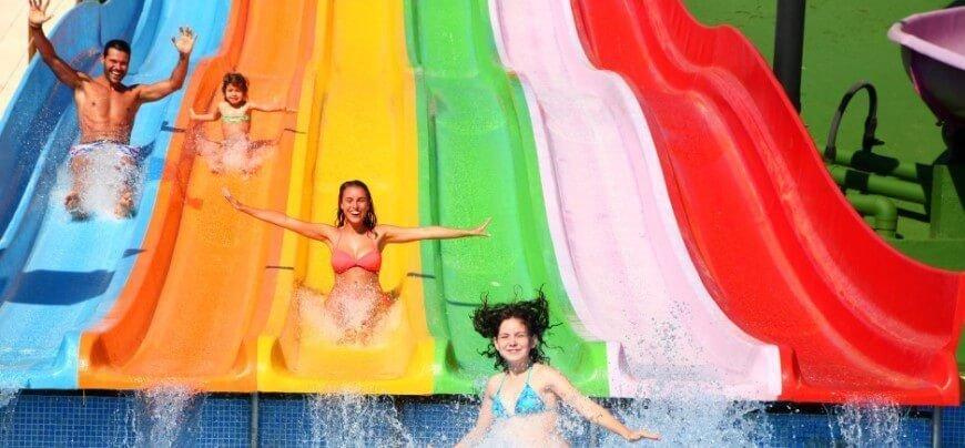 Hidropark Alcúdia diversión asegurada