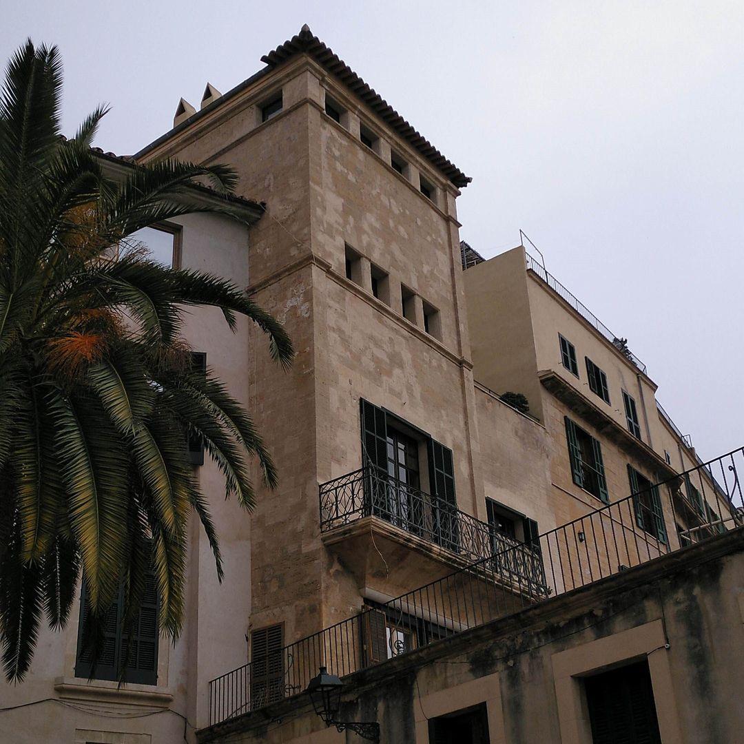 ruta por i mopis en Palma