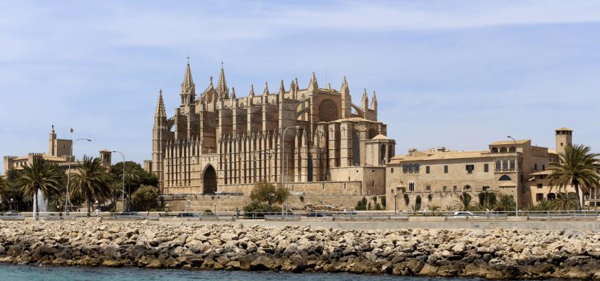 Palma de Mallorca Kathedral