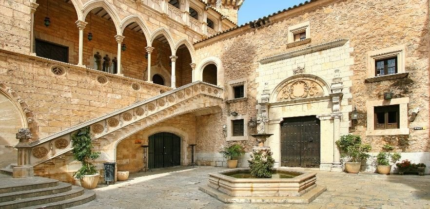 attractions in palma