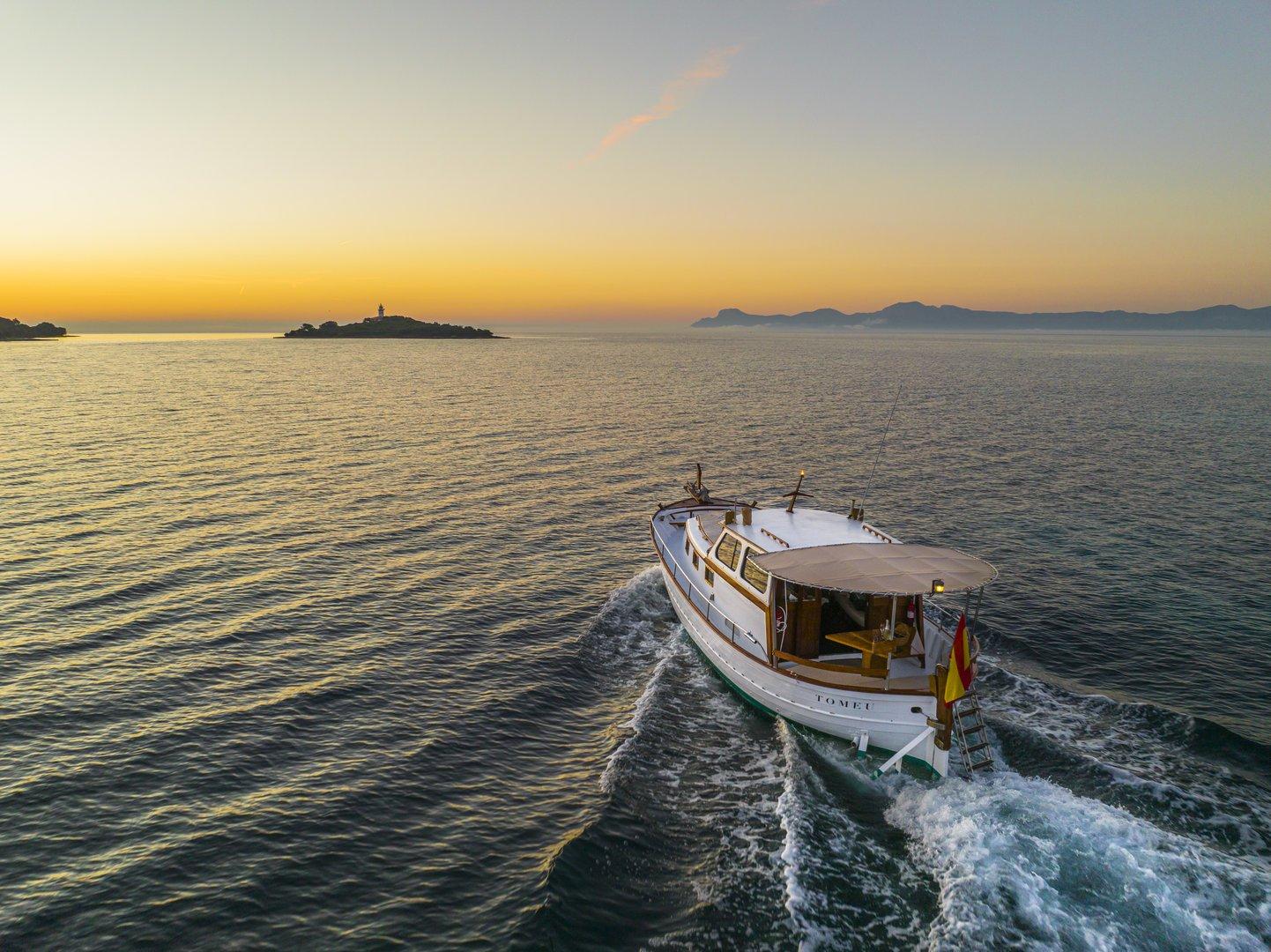 private Boat in Alcudia