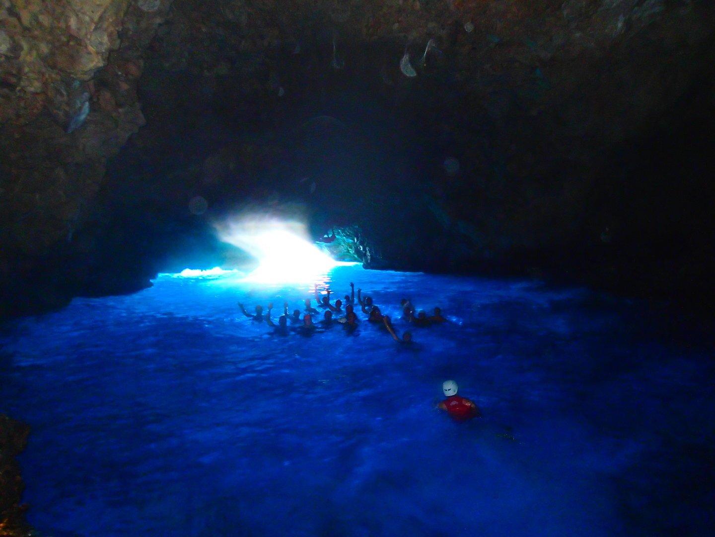 Blue Cave Mallorca