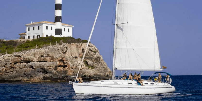 Sail Boat Excursion in Majorca