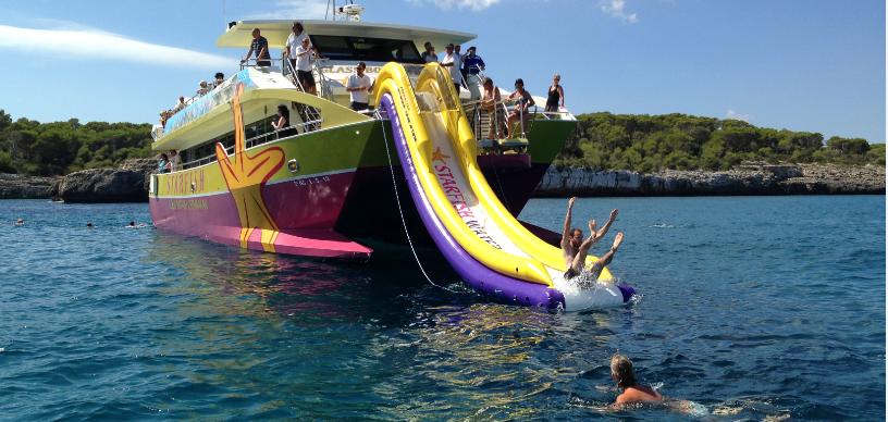boat trip in Mallorca