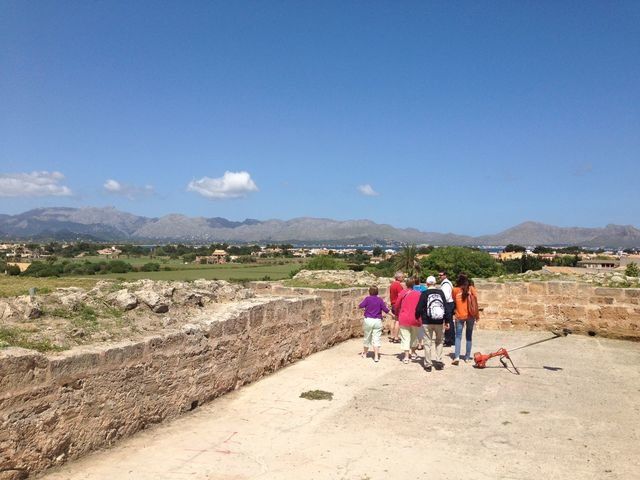 Things to do and excursions - Excursion in Alcudia with Picnic and local Guide